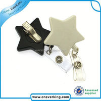 Custom shaped retractable key chain reels for promotion