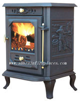 wood coal stove(JA001)