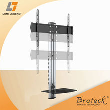 New arrival tv wall mount with dvd bracket