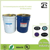 The best UV resistant price of polyurethane resin (direct factory)