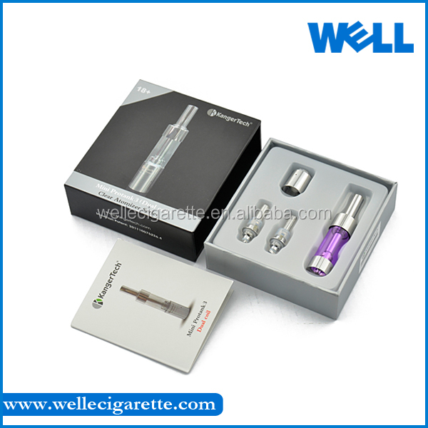In Stock Mixed Colors Original Kanger Tech Mini Protank 3, Kanger Tech Original Vaporizer