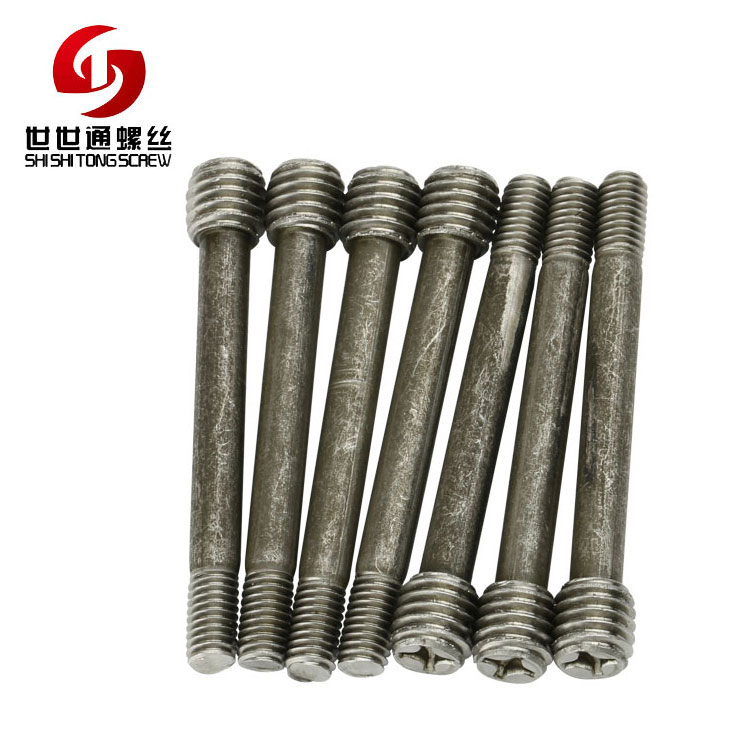 China Screws Manufacturer Custom Cup Head Pozi Double Head Bolts