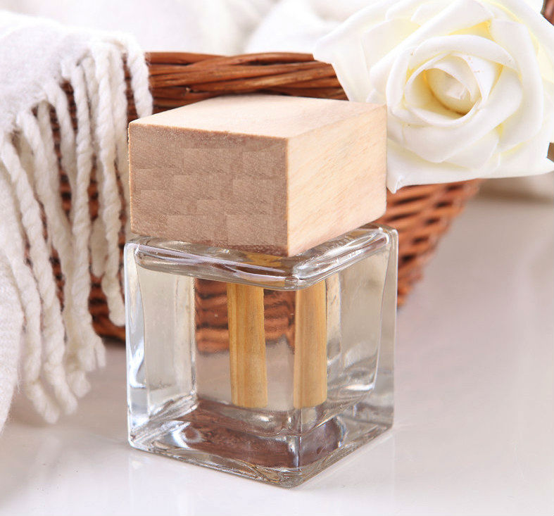 Wooden reed diffuser