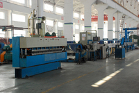 2015 full automatic control pvc pipe manufacturing plant