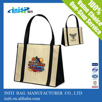2014 new products alibaba china wholesale mini canvas tote bags