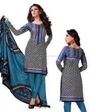 cotton dress materials in jetpur