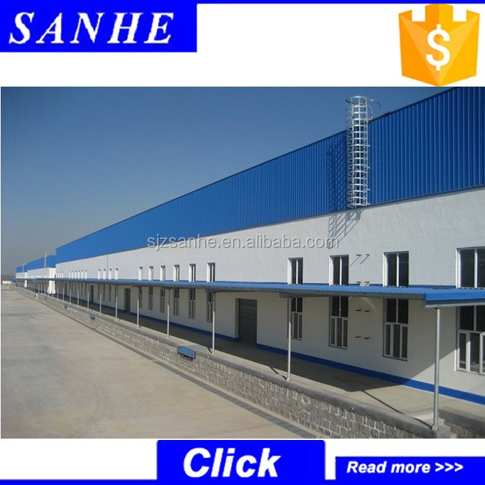 constructional steel structure warehoue with hight quality