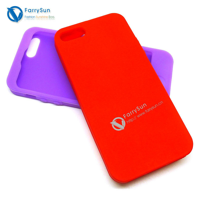Cheap Silicone Mobile Cell Phone Case Cover Wholesale Cell Phone Accessories for iPhone 4GS