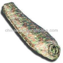 military Woodland Camo camouflage Commando Sleeping Bag