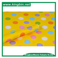 Wholesale custom butter paper printing for garment packaging