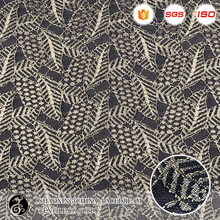 Fancy nylon/polyester African Velvet Lace Fabric for Scarf clothing