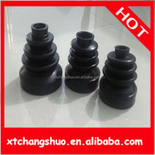 high quatity low price dust cover custom-made truck rubber bellows dust cover auto arm rubber dust cover