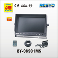 9 Inch vehicle reversing monitor with CCD Camera System BY-C08901MS