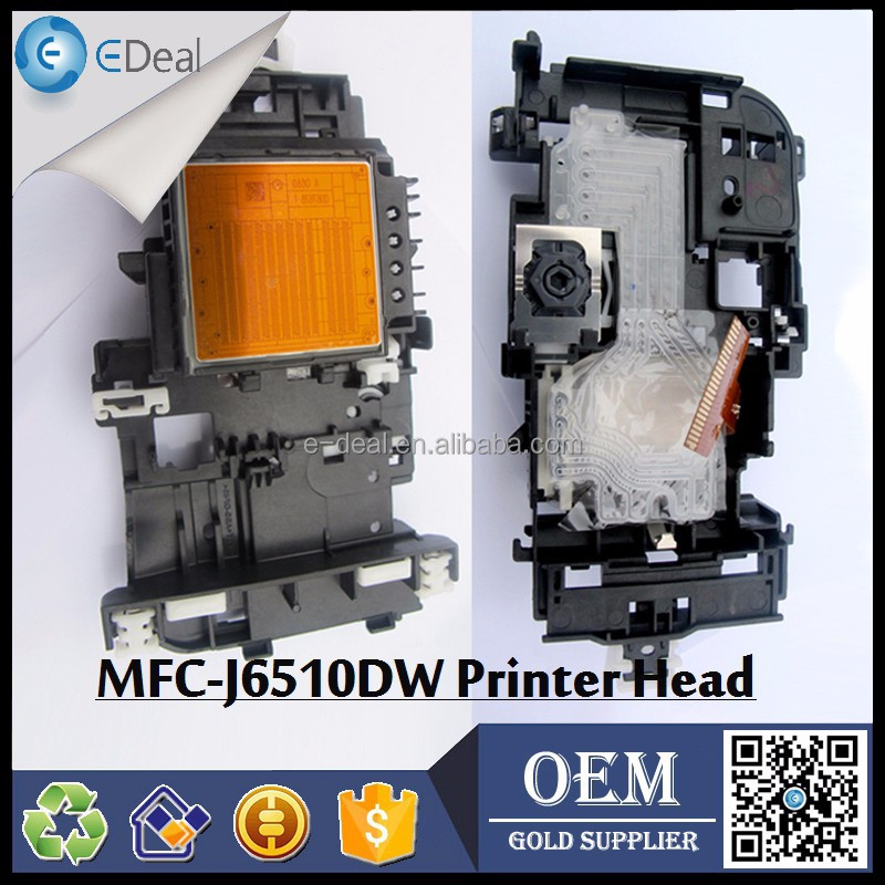 For Brother printer parts print head for Brother MFC J6510DW printhead