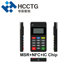 EMV PCI Android/IOS System Magnetic + NFC + IC Card Reader Mini Mobile POS System HTY711