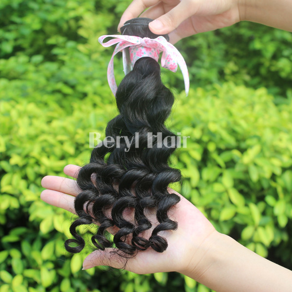 Grade 7A good luser virgin indian remy hair for cheap