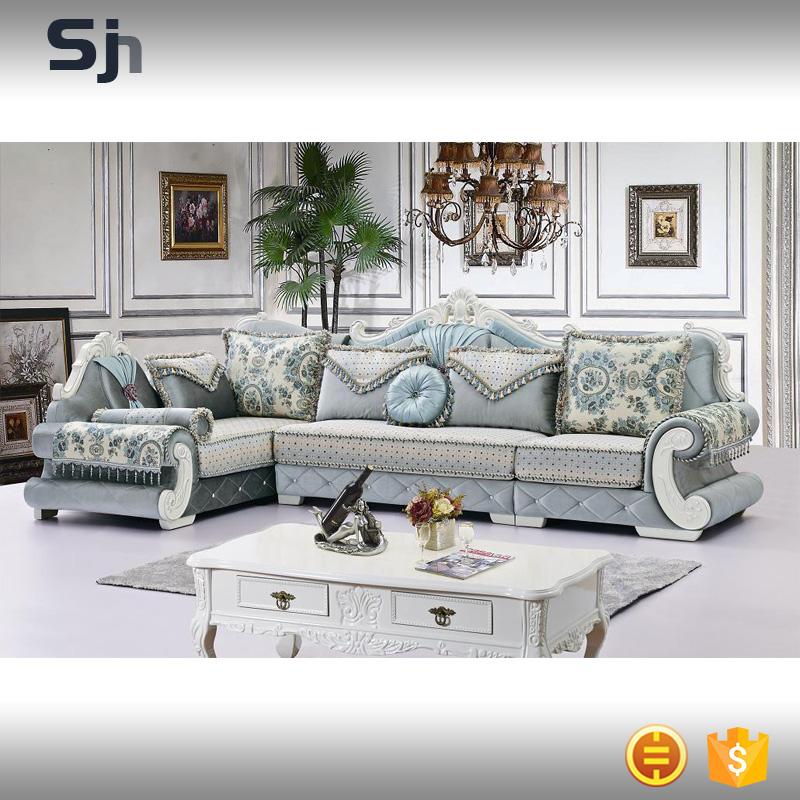 Latest Set Design Sofa Living Room Furniture For B986