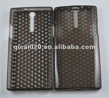 diamond TPU Case For Sony-Ericsson XPERIA S /LT26I