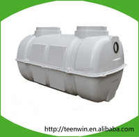 household biogas septic tank for waste into energy