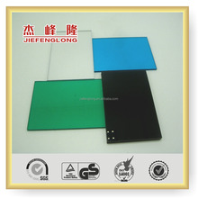 1mm Plastic Sheet PC Sheet Green Building Materials Polycarbonate Solid Sheet