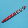 Wholesale Liquid pen Plastic floating ballpoint pens with full color 2D floater from Real factory