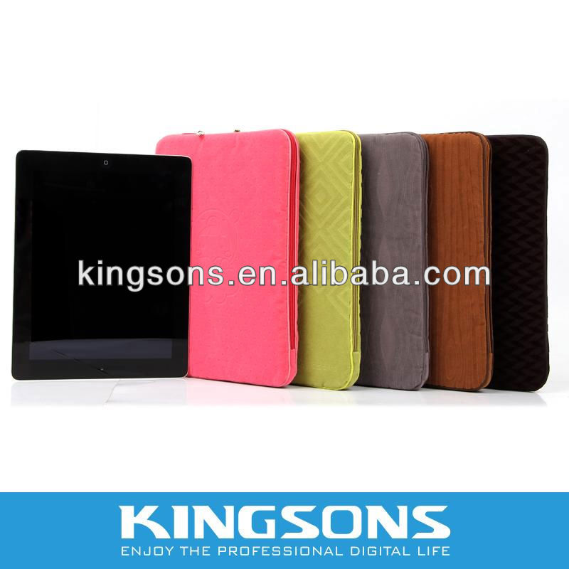 2013 New universal tablet case for ipad 4