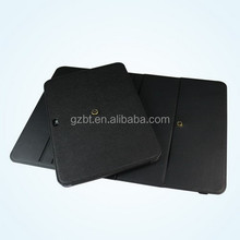 Standable tablet business leather phone cases for samsung galaxy note 10.1'' N8000