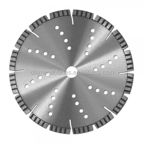 Wet or Dry Saw Blade Diamond Disc for Concrete