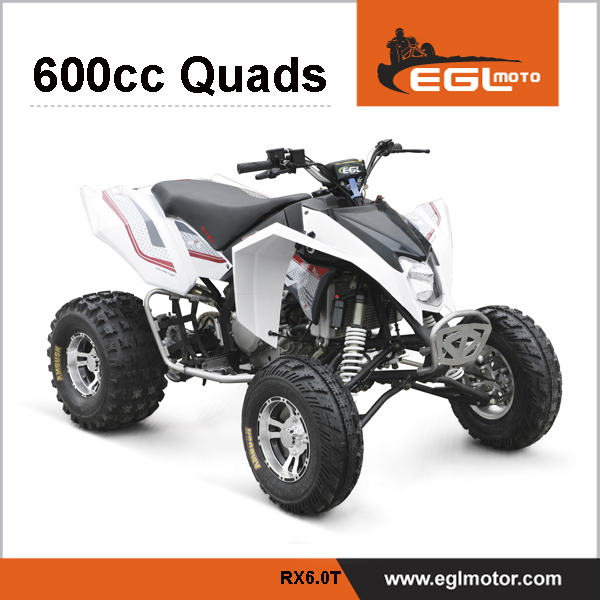 Racing 600cc ATV