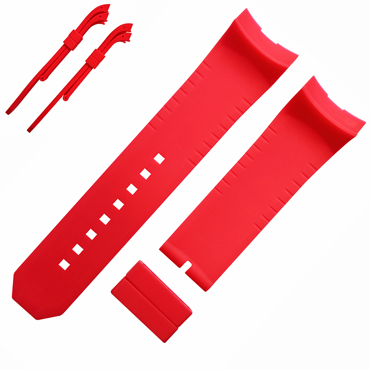 Best Sales Colorful Silicone Watch Band for Promotion
