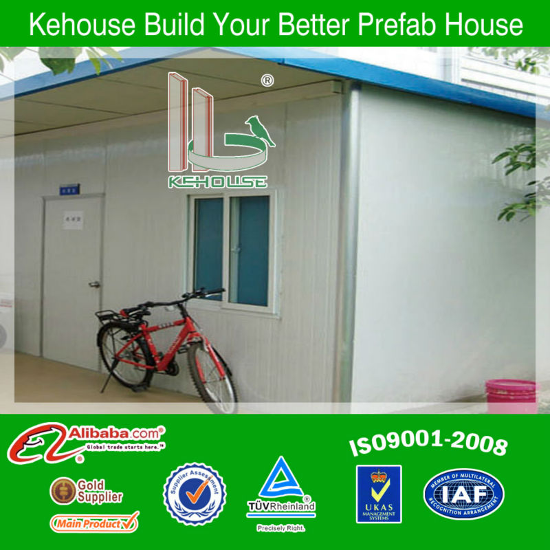 Low Cost Modular Home Small Portable Cabins Prefabricated Site Office