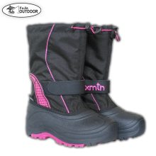 Children Waterproof Snow Boots With Removal Lining