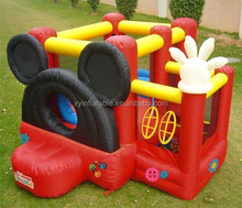 Inflatable baby jumper bouncer kids jumping castle