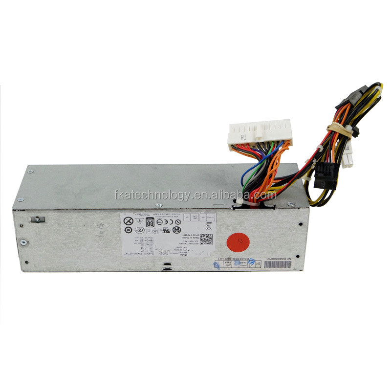 240 <strong>W</strong> PSU AC/DC Power Supply 709MT For Dell OptiPlex 790 990 SFF Small Form Factor