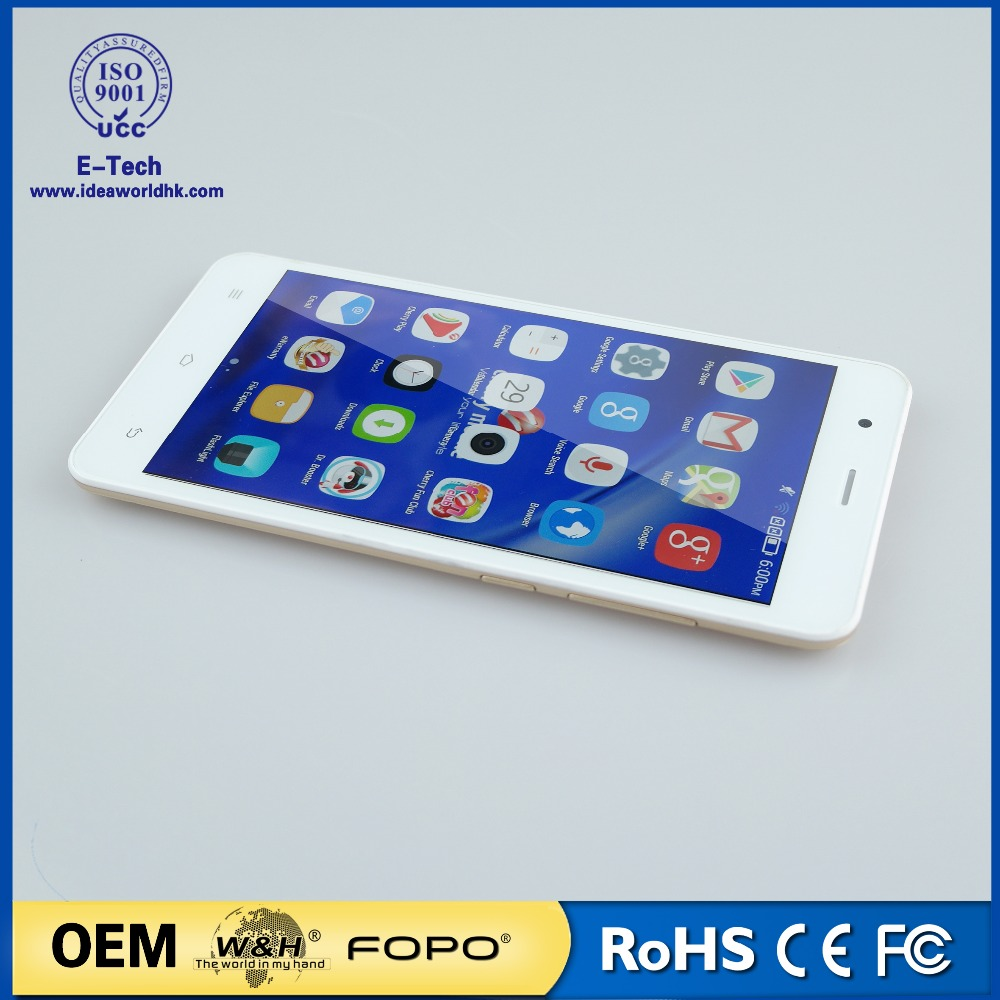 Low Price China 3G Smart Phone 6inch IPS 720x1280 SC7731 quad core 1GB/8GB Factory OEM Manufacturing