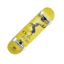 Factory wholesale cheap price long cruiser skateboard complete do tricks high quality Customized Canada Maple Skateboard