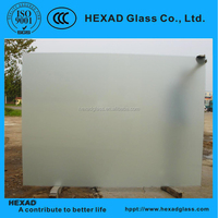4mm-19mm Decorative Glass Acid Etched Frosted Glass for Bathroom Door ,Windows,Frosted Glass Bathroom Window