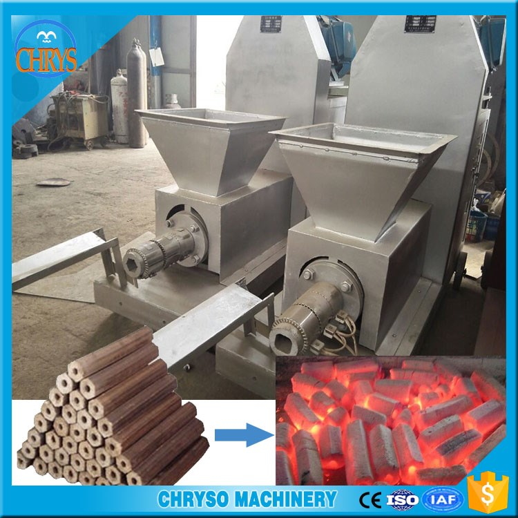 Professional woodworking factory sell honeycomb coal briquette machine