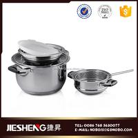 Environmental Friendly Large Capacity nonstick cookware set