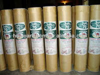 china building materials supplier: bitumen roofing felt paper, 1m X 20m/roll,