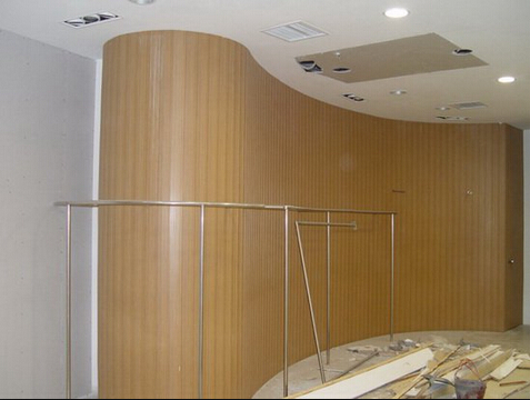 Int rieur d coratif pvc wainscoting panneaux tuiles de - Panneaux decoratif interieur ...
