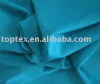 100% cotton solid dyed spandex shirt fabric