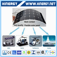 high efficiency 100w flexible solar panel flexible amorphous solar panel flexible solar panel 120w