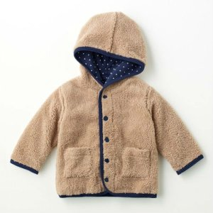 Baby Infant warm kids winter coats sherpa fleece jacket Baby wool Coats