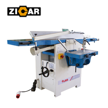 ZICAR MP310BM wood thicknesser,wood surface planer thickness combination machine with mortiser function