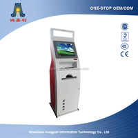 19inch Financial Equipment Bank Self Service