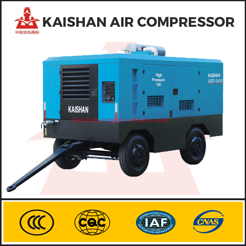 China Factory Electrical Portable Hpc Kaeser Bsd 72 Screw Air Compressor