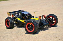 1/5 rc gas baja 5b 4WD RC Buggy 2.4G RTR