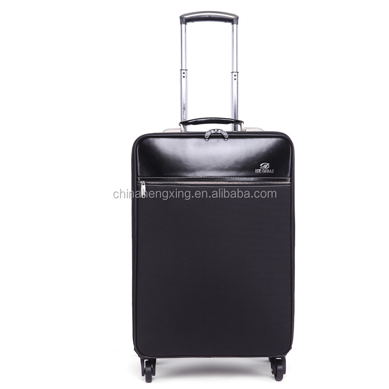 Fashion cabin size trolley travel luggage suitcase and bag