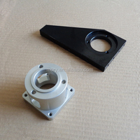 precision CNC parts aluminum alloy 6061 components